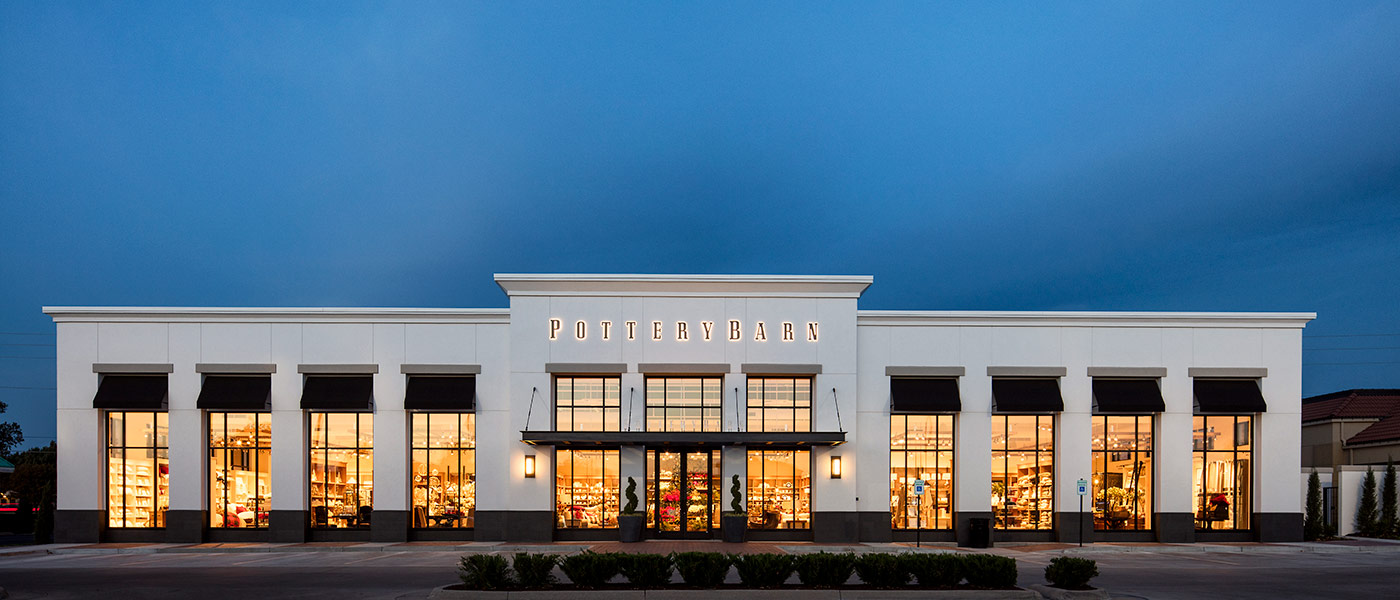Pottery Barn | Crome Architecture